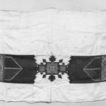 Embroidered Curtain Border