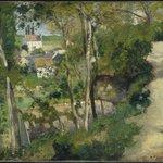 The Climb, Rue de la Côte-du-Jalet, Pontoise (Chemin montant, rue de la Côte-du-Jalet, Pontoise)