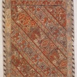 Textile Fragment of a Womens Trouser (Naqsh)