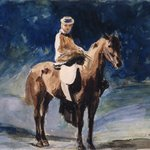 The Equestrienne (LAmazone)