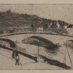 Stone Bridge at Rouen (Le Pont de Pierre à Rouen)