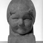 Head of a Little Girl