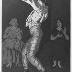 Spanish Dancer No. 2