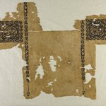 Fragmentary Tunic with Square and Band Decoration