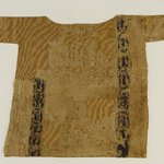 Childs Tunic with Figural Decoration