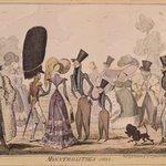 Monstrosities of 1821