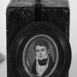 Miniature of Captain Edward R. Shubrick