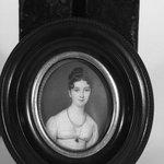 Miniature of Eliza Wiederholdt
