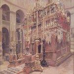 The Holy Sepulchre, Jerusalem