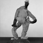 Figure of an American Laborer