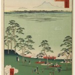 View to the North From Asukayama, No. 17 in One Hundred Famous Views of Edo