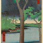 Akasaka Kiribatake, No. 52 from One Hundred Famous Views of Edo