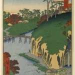 Takinogawa, Oji, No. 88 from One Hundred Famous Views of Edo
