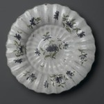 Dish Rim and Bowl Fluted