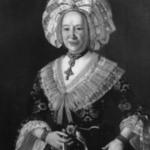 Danish Woman in Costume