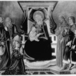 Virgin and Child with Saints Paul, Peter, Sigismund, Francis, Archangel Raphael and Tobias