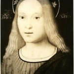 Portrait of the Young Christ