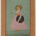 Portrait of Maharaja Bakhat Singh