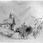 Saint Gothard Pass, Near Amsteg