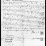 Document, INDENTURE SIGNED BY PETER LEFFERTS
