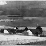 Saxon Landscape in September