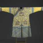 Emperors Robe with Buttons
