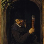 Peasant at a Window