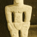 Figure of Man or Woman