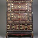Mandarin Duck Cabinet