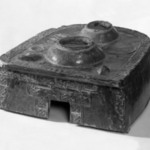 Tomb Model of a Stove