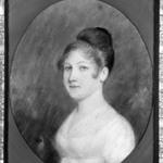 Portrait of Marie King