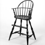 Infants Chair, Windsor Type