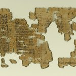 Portion of a Historical Text