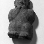 Molded Figurine of Man