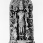 Figure of Vishnu