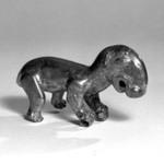Standing Tapir