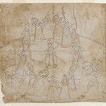 Rasa Mandala: Krishna Dancing with the Gopis