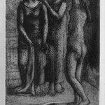 Les Trois Baigneuses, III
