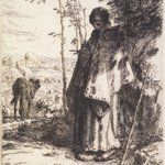 The Large Shepherdess (La Grande Bergère)