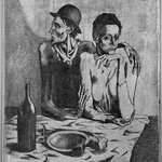 The Frugal Repast (Le Repas frugal)