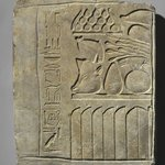 Relief of Offering Table