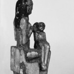 Seated Isis Holding Horus