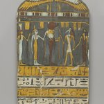 Stela of the Lady of the House, Hery-ib-Neith