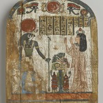 Funerary Stela of Thenet