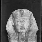 Head of a King from a Colossal Statue