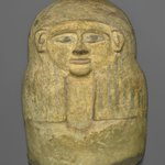 Lid from a Sarcophagus