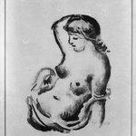Women, Half-Length View (Femme, vue à mi-corps)