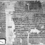 Papyrus Fragments Inscribed in Greek