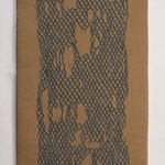 Beaded Netting for a Mummy