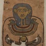 Mummy Shroud Fragment